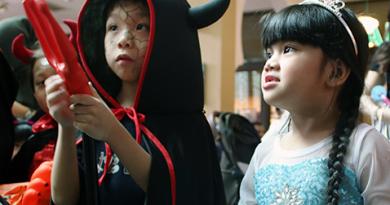 Malls bringing spooky fun thrills for loyal patrons