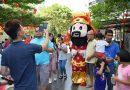DUN Bukit Lanjan draws multi-racial crowd to CNY Open House