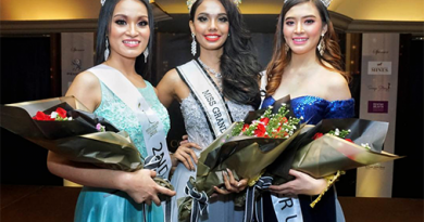 18-year-old Taanusiya wins Miss Grand KL 2018 crown