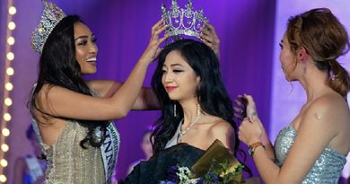 South Korean student crowned Miss Cosmopolitan World 2018