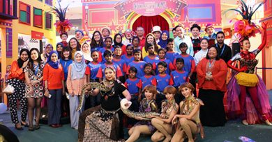 Malls bring early Christmas cheer to underprivileged kids