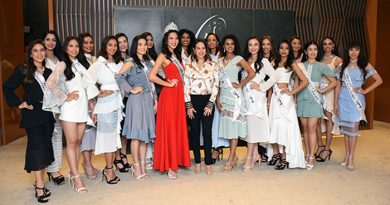 Top 18 finalists of Miss Universe Malaysia 2019