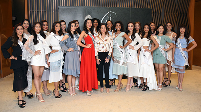 Top 18 finalists of Miss Universe Malaysia 2019 – Citizen
