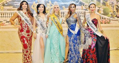 Malaysia's Ammetta wins 2nd runner-up in Mrs. Classic Universe in Bulgaria