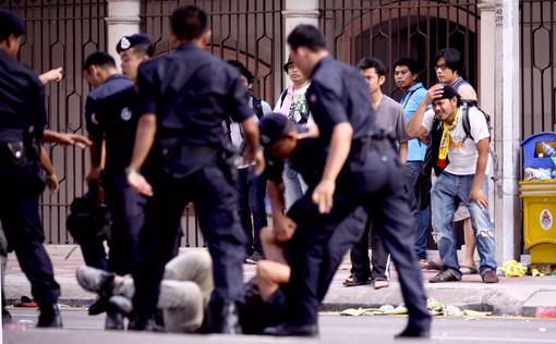 Police go beserk over Bersih supporters – Citizens Journal Malaysia