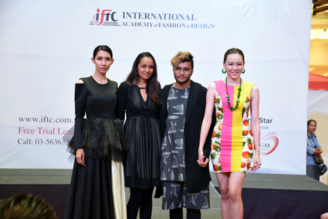 Iftc Young Stars Rock The Runway Citizens Journal Malaysia
