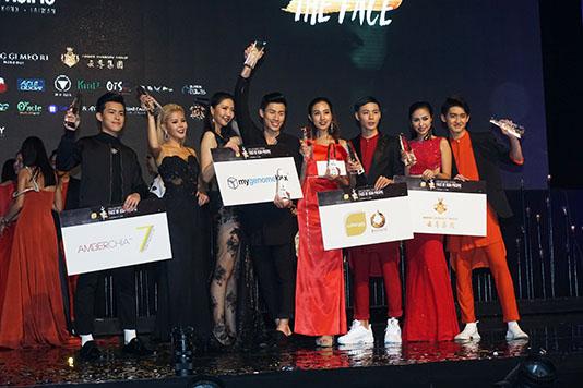 Joey, Yi Kai win Face of Asia-Pacific 2018 model search