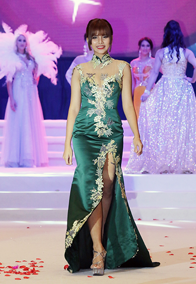 Home grown pageant produced Malaysia's first runner-up