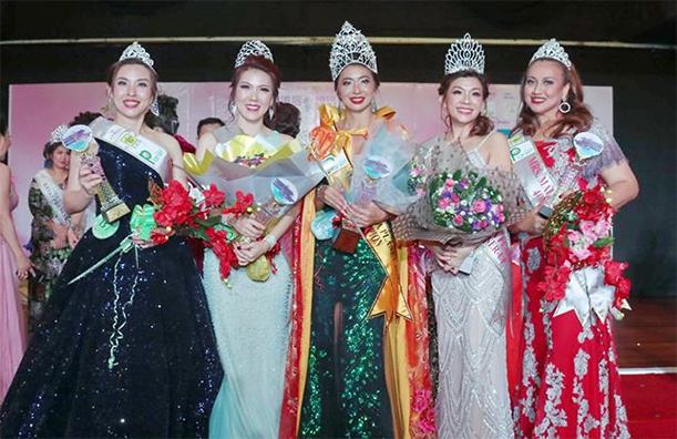 Winners crowned at Miss & Mrs Msia Planet, Petite World